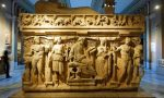 Sidamara sarcophagus from Konya