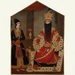 Fath Ali Shah portrait