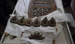 Artefacts returned to Egypt