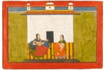 Indian Paintings at Bonhams